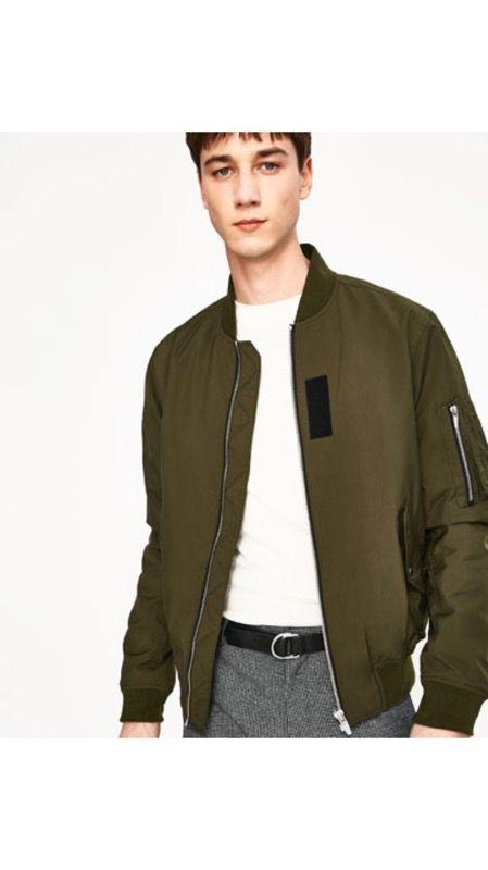 e0da201e7d Zara Man Bomber Jacket for Sale in Los Angeles