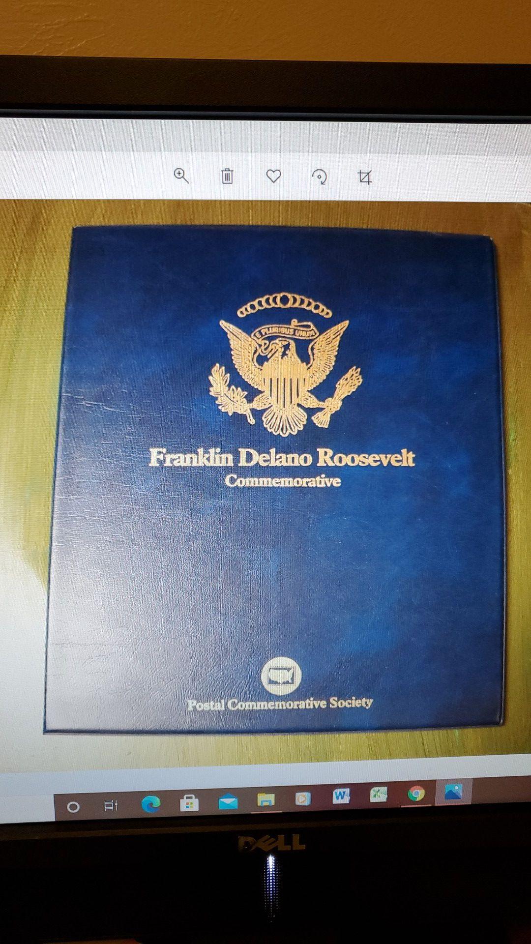Franklin Roosevelt Stamp