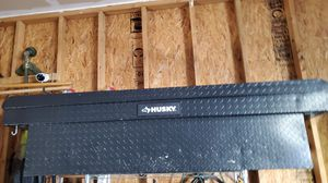 Photo Husky toolbox for truck