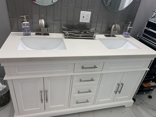 """Double vanity for bathroom """"New"""" for Sale in San Jose, CA ..."""
