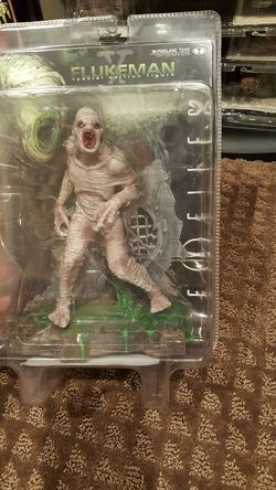 McFarlane Toys Collector's Club special edition figure Flukeman The X Files Thumbnail