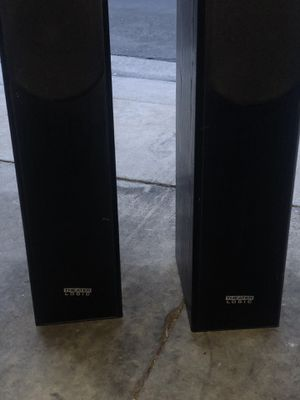 Theater logic speakers -2 for Sale in Mission Viejo, CA