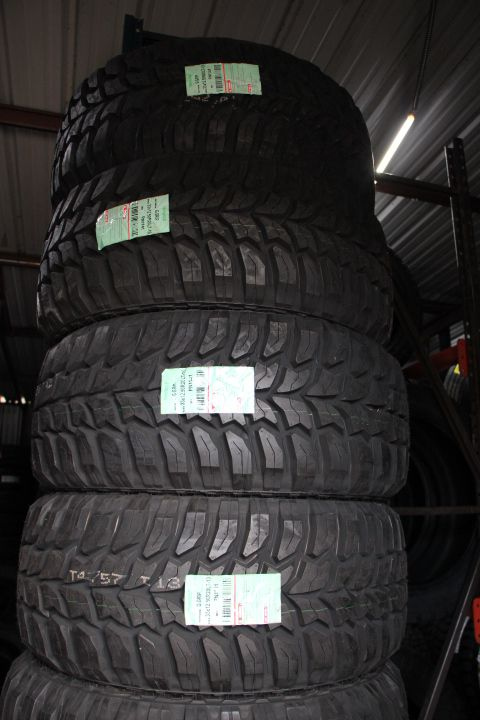New Tire 33x1250r20 Mt 33125020 Free Install Balance We Offer