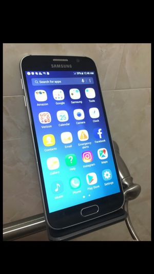 SAMSUNG Galaxy S6, Factory UNLOCKED//Excellent Condition// As like New//Price is Negotiable for Sale in Springfield, VA