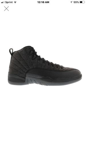 Jordan 12 wool for Sale in Annandale, VA