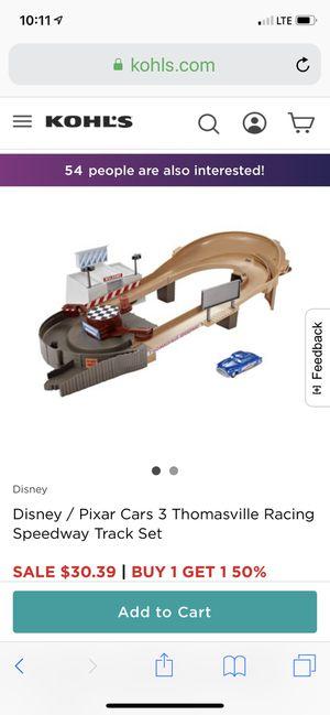 Cars raceway, used for sale  Farmington, AR