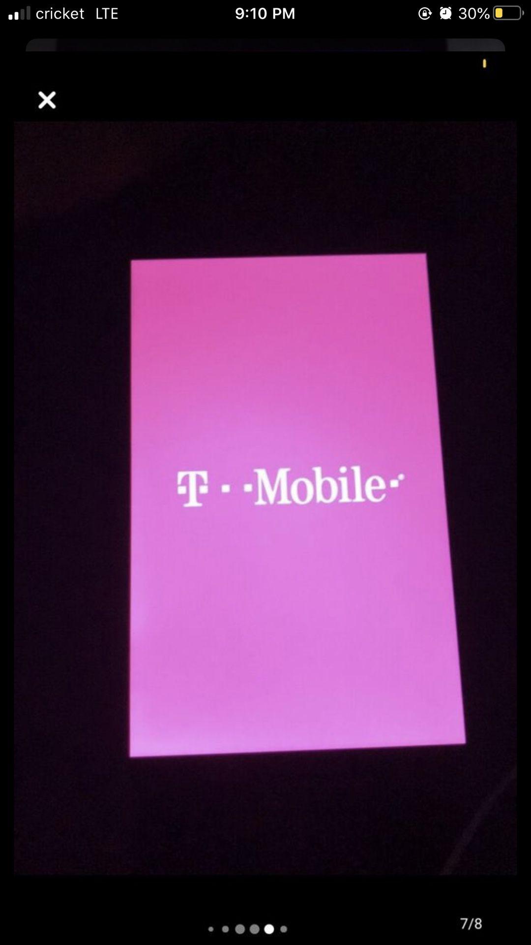 Alcatel3T8 Tablet
