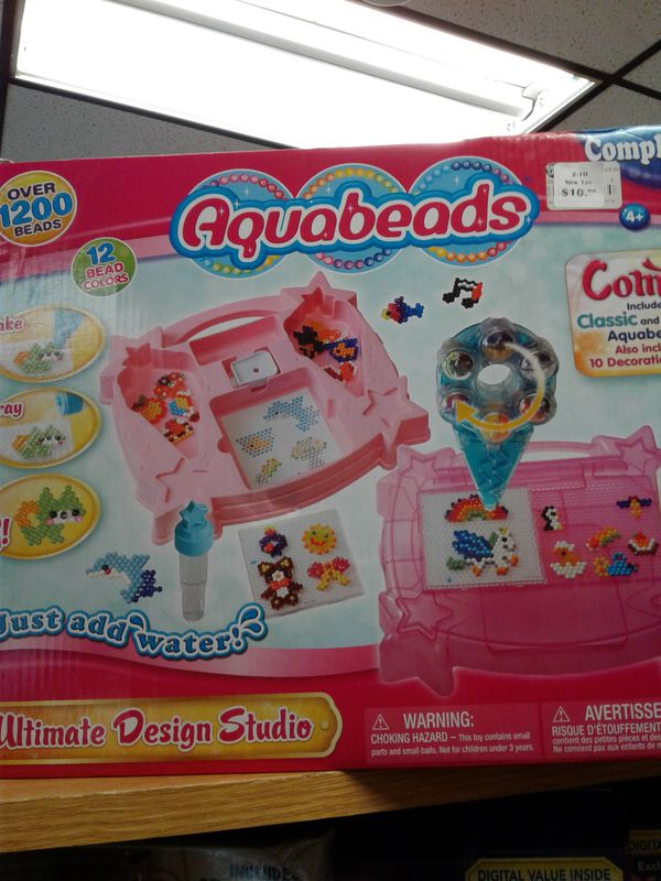 Aquabeads Ultimate Design Studio For Sale In Manheim Pa Offerup