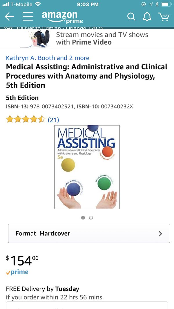 Medical Assisting: Administrative and Clinical Procedures with ...