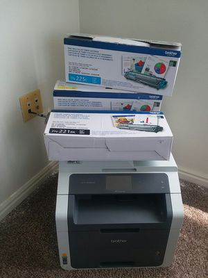 Brother mfc-9130cw printer w/ ink for Sale in Salt Lake City, UT
