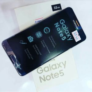 Samsung Galaxy Note 5,, Factory Unlocked,, Excellent Condition for Sale in Springfield, VA