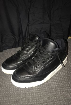 Jordan Cyber Monday 3s Size 11 for Sale in Silver Spring, MD