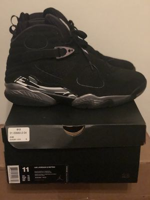 NIKE AIR JORDAN 8 RETRO CHROME SIZE 11 (READ DESCRIPTION) for Sale in Crafton, PA