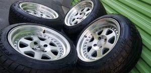 Photo Wheels 15x8 4 lugs