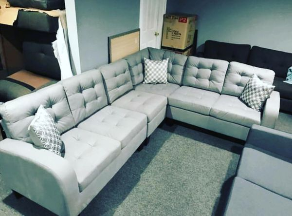 Sectional sofa (Brand New ) for Sale in Houston, TX - OfferUp