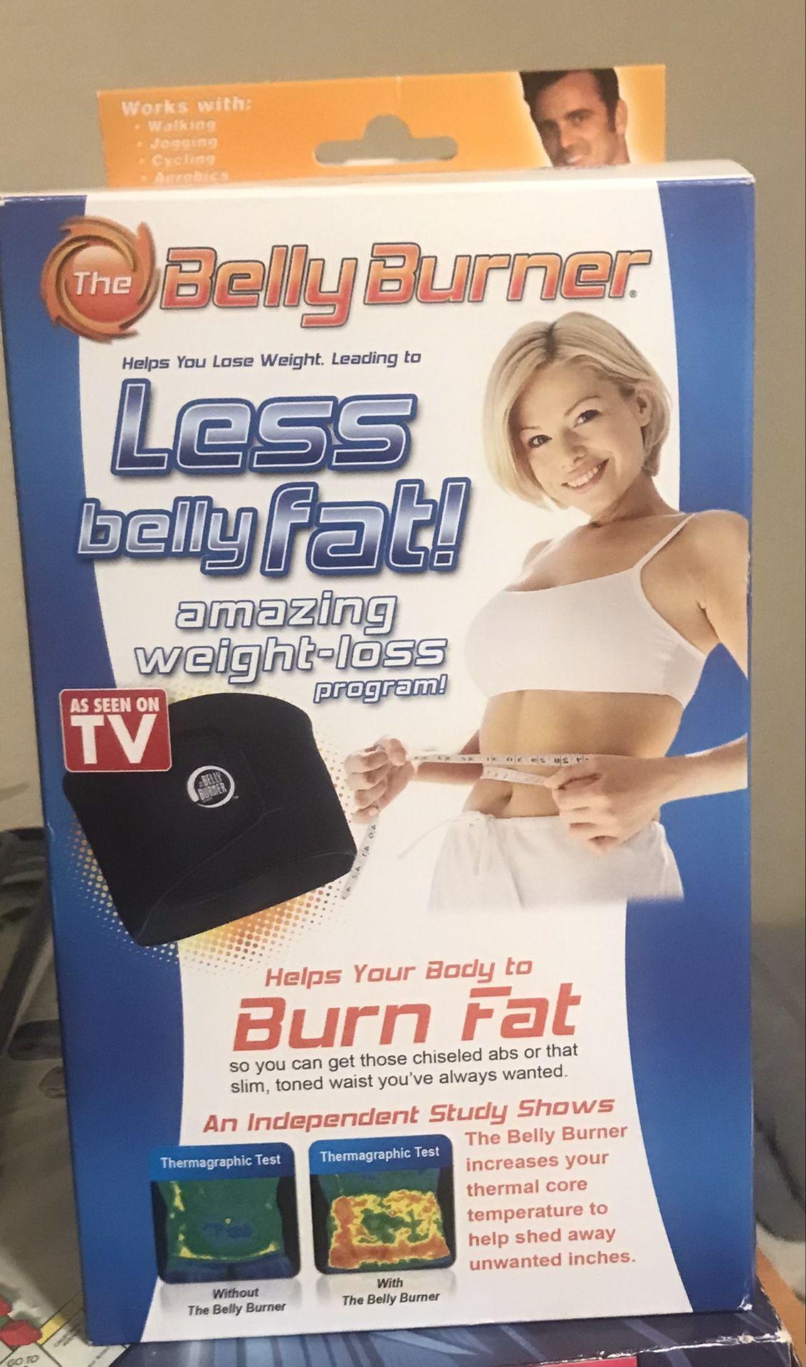 Belly Burner waist belt