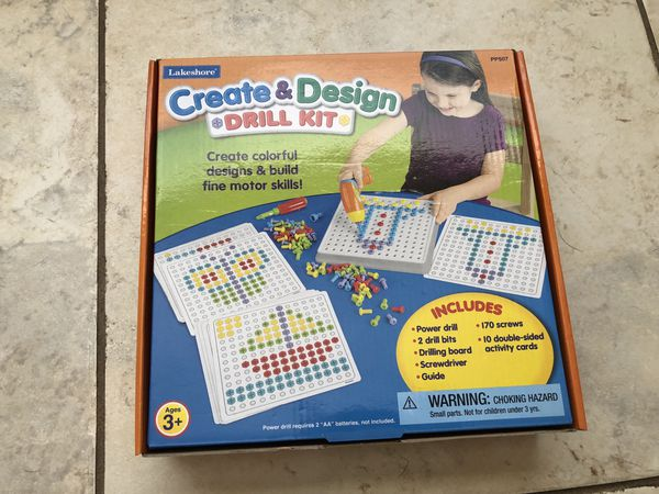Create Design Drill Kit For Sale In Gibsonton Fl Offerup