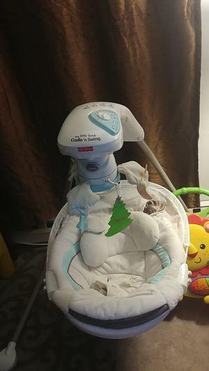Baby swing for Sale in Bath, PA