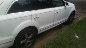 2009-11 audi q7 parts for Sale in Baltimore, MD
