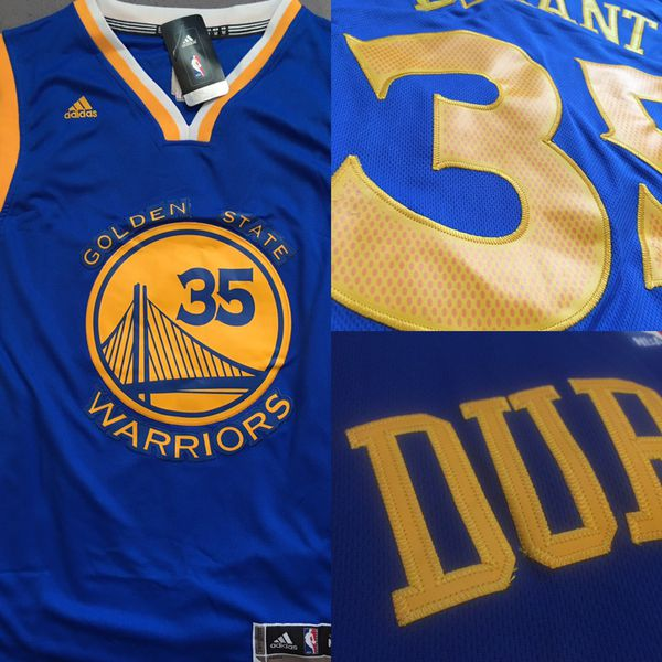 newest 92df5 dc7cd Golden State Warriors Kevin Durant jersey for Sale in Santa Clara, CA -  OfferUp