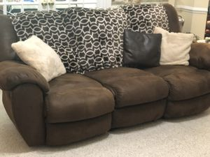 Peachy New And Used Recliner Sofa For Sale In Fayetteville Nc Interior Design Ideas Tzicisoteloinfo