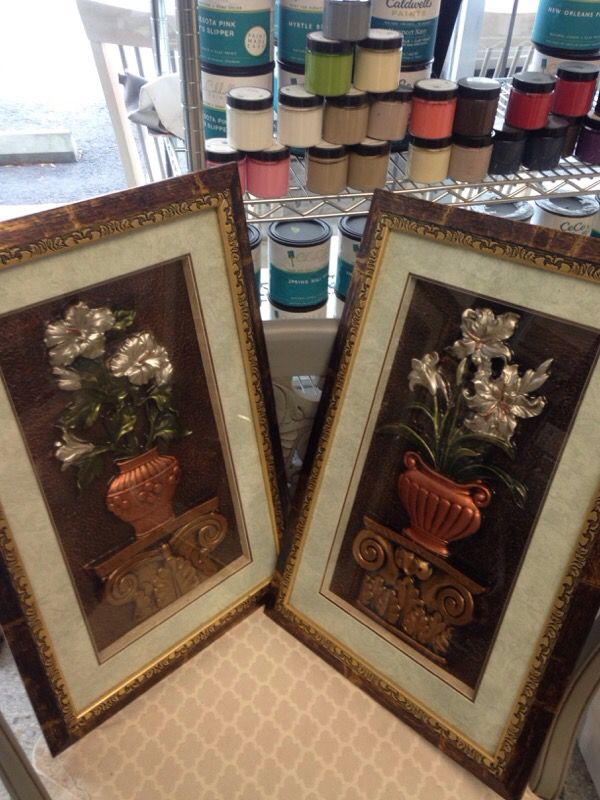 Molded 3d Hammered Tin Pictures For Sale In Tampa Fl
