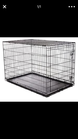 Xl dog crate for Sale in Aspen Hill, MD
