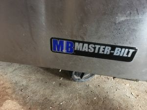 Master Bilt Spt 48 Sandwich Refrigerator For Sale In Trenton Nj