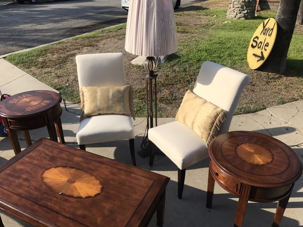 Pottery Barn dining chairs (x2): perfect for completing cozy ...