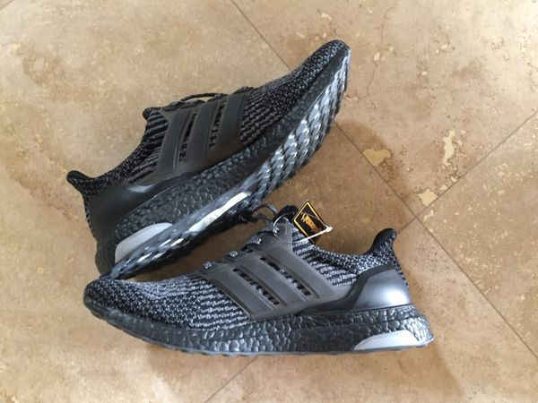 6ef97681f04a9 Adidas Ultra Boost 3.0 Black Silver size 11.5 for Sale in San Diego ...