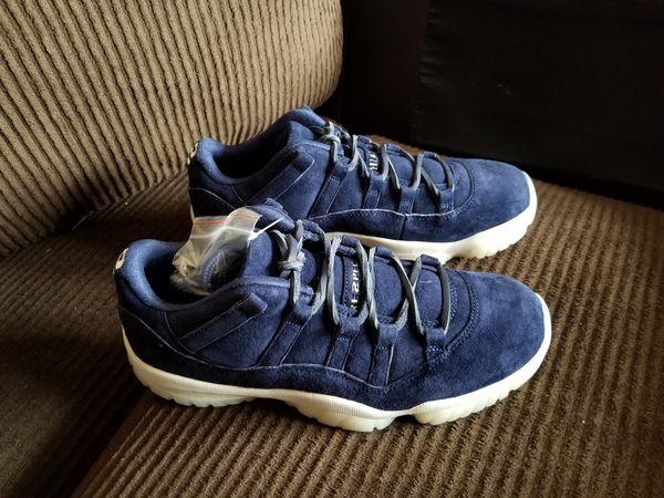 Nike Jordan 11 retro low RE2PECT Derek Jeter size 9 for Sale in San ... 02e3bce09