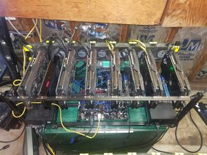 8 Radeon Rx Vega (56 & 64) Mining Rig (appx 15,800 H/s) for Sale in Boston, MA