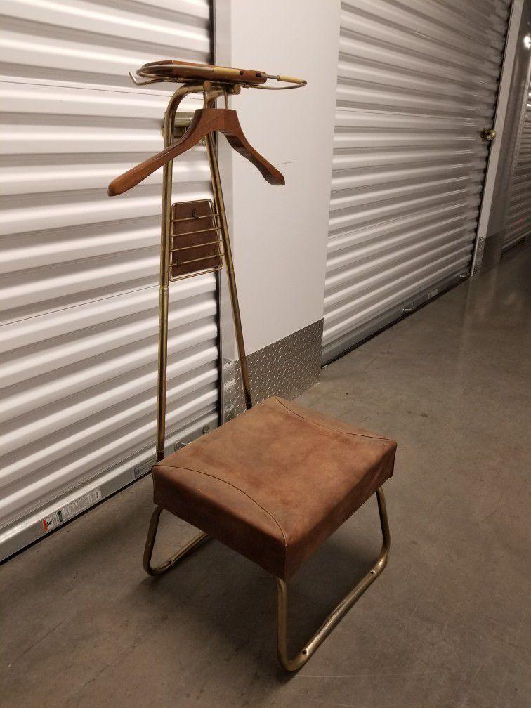 1926 Shoe Shine Chair