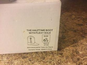 Prancer boots Thumbnail