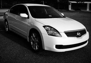 Photo Inspection wheels 2007 Nissan Altima Clean interior