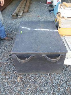 Heavy duty Metal box Thumbnail