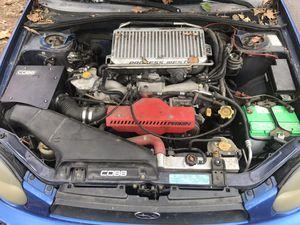 2002 Subaru wrx stage 2 for Sale in Wheaton, MD