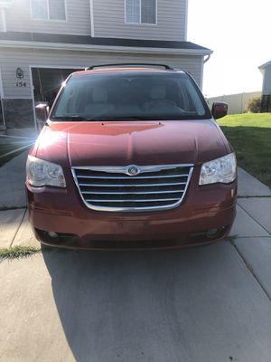 2008 Chrysler Town and Country Touring L for Sale in Draper, UT