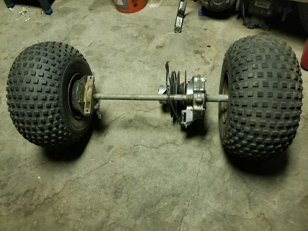 Posi Axle With Disc Brakes Odyssey Gokart For Sale In Los Angeles