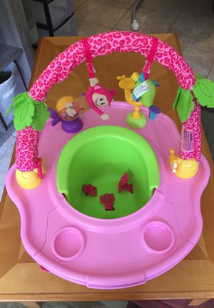 Baby rotating table booster seat and play seat for Sale in West Palm Beach, FL