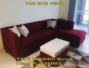 Buy today your new sectional couch at the store for Sale in Hialeah, FL