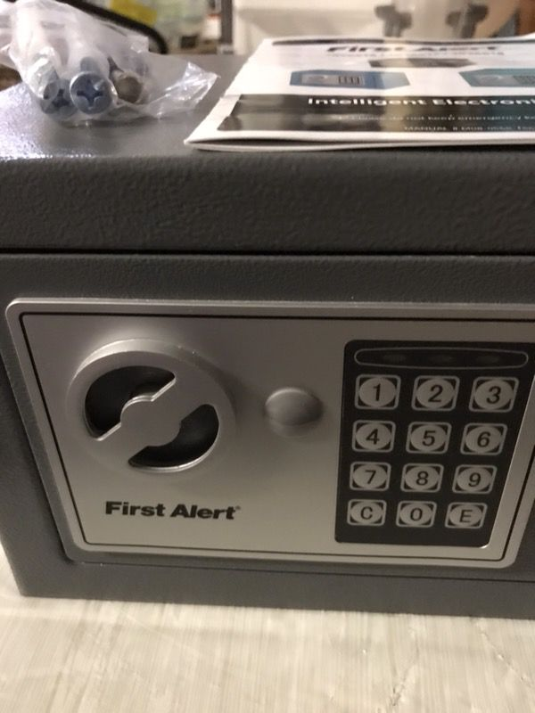 First Alert Digital Safe For Sale In Dunnellon Fl Offerup