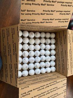 Golf balls Calloway hex tour soft48 balls $30 Thumbnail