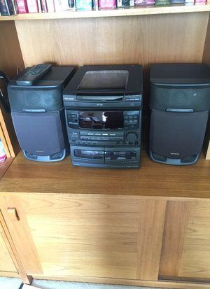 Aiwa stereo 500 watt.its a blast!! for Sale in Ashburn, VA