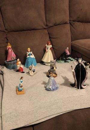 Disney Collectible Figurines for Sale in Rockville, MD