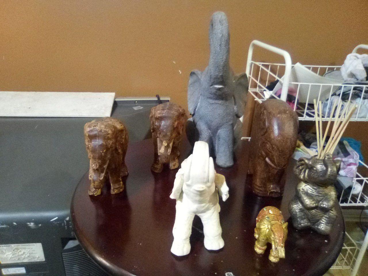 Veriety of elephants