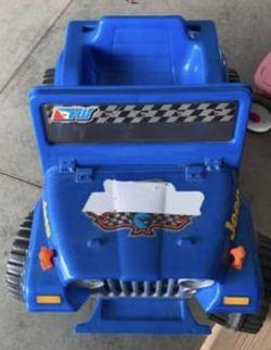 Kids Wrangler Jeep $70 Thumbnail