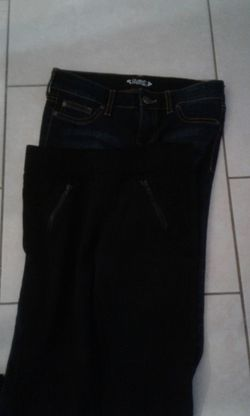 Jeans y calza size 12 Thumbnail