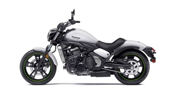 2015 white kawasaki vulcan s 649cc motorcycle 500 miles almost new for sale in tacoma wa. Black Bedroom Furniture Sets. Home Design Ideas