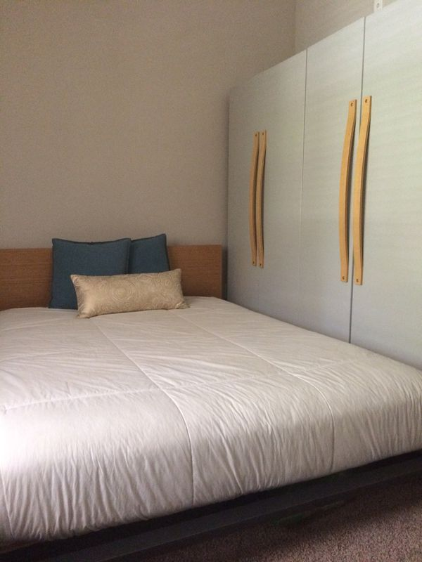 Modern Platform Bamboo Bed For Sale In San Diego Ca Offerup